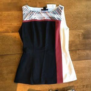 WHBM sleeveless top